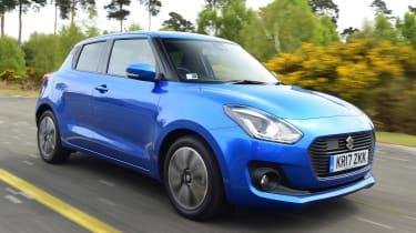 Suzuki Swift - front