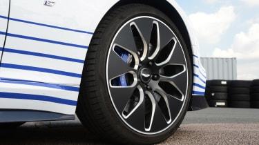 Aston Martin Rapide E - wheel