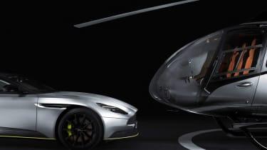 ACH130 Aston Martin Edition - profile
