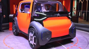 Citroen AMI ONE concept - Geneva front