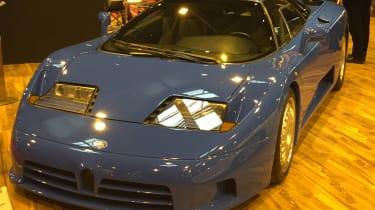Bugatti EB 110 GT - Retromobile