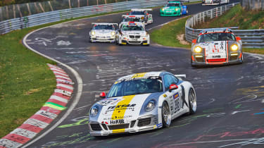 <strong>VLN Endurance Championship</strong>  Where: Nürburgring, Germany When: March-October 2015 (10 races) Entry: From €15 per race (grandstand) Contact: nuerburgring.de