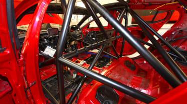Kia Stinger GT420 - roll cage