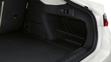 BMW i4 - boot detail