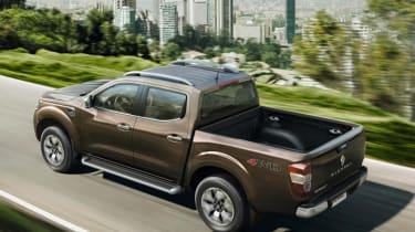 Renault Alaskan - rear