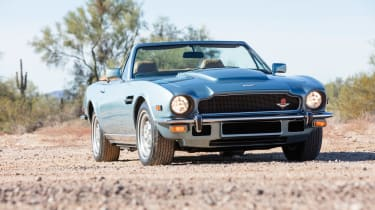 Lot 6 – 1978 Aston Martin V8 Volante