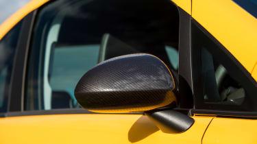 Vauxhall Corsa GSi - wing mirror