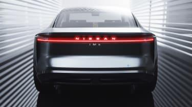 Nissan IM concept - full rear