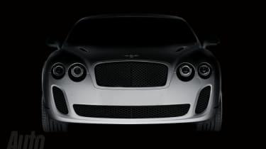 Fastest Bentley