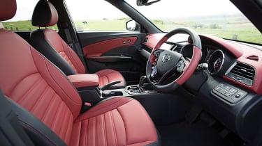 SsangYong Tivoli XLV 2016 UK - interior 2