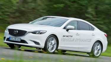 Mazda 6 g-vectoring