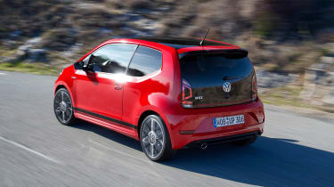 Volkswagen up! GTI - rear