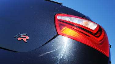 SEAT Ibiza FR detail