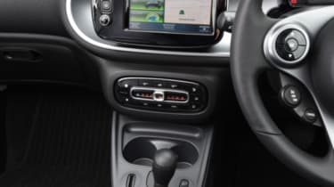 Smart ForFour ED - infotainment