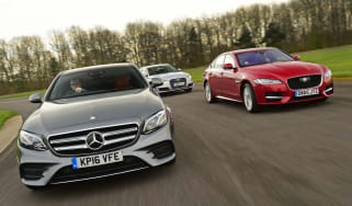 E-Class group test - header
