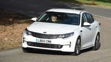 Kia Optima - Best cars under £300