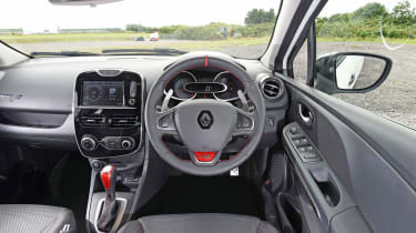Renault Clio RS 220 Trophy - interior
