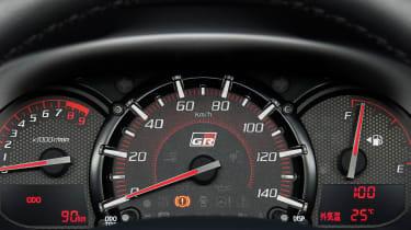 Daihatsu Copen GR Sport - dials