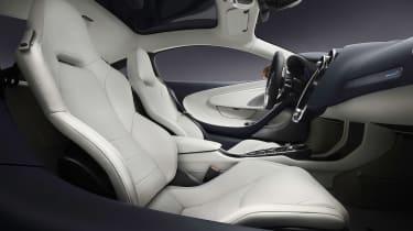 McLaren GT - seats