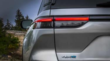 Jeep Grand Cherokee 4xe - rear lights
