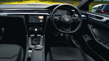 Volkswagen Arteon R Shooting Brake - dash