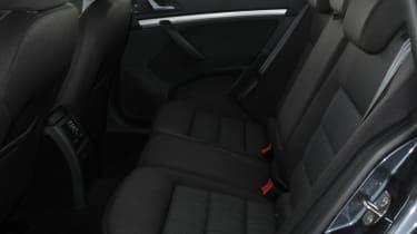 Skoda Octavia Estate rear seats