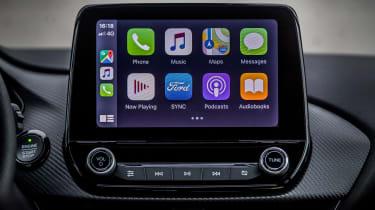Ford Puma - CarPlay