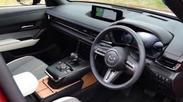 Mazda MX-30 long termer - first report dash