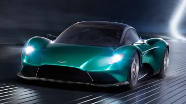 Aston Martin Vanquish - best new cars 2022 and beyond