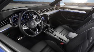 Volkswagen Passat - steering wheel