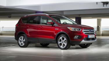 Ford Kuga Titanium - front static
