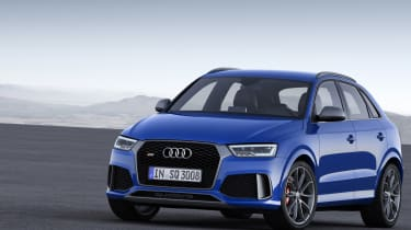 Audi RS Q3 Performance front