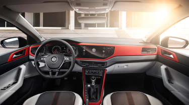 New Volkswagen Polo Beats - interior