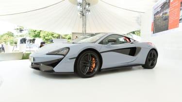 McLaren Goodwood Festival of Speed