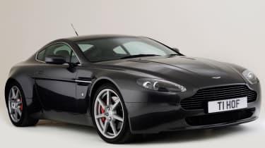 Aston Martin Vantage (used) - front