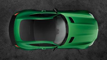 Mercedes-AMG GT R - above studio
