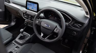 Long term review: Ford Focus Titanium X - interior