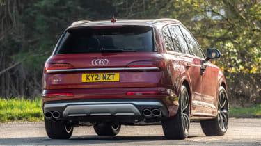 Audi SQ7 - rear