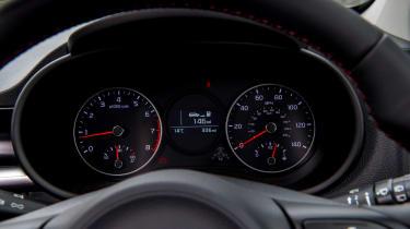Kia Picanto GT Line - dials