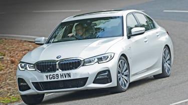 BMW 330e - best hybrid cars to buy