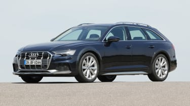 Audi A6 Allroad - front static