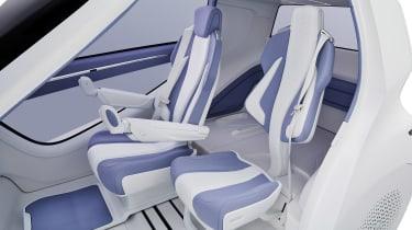 Toyota Concept-i Ride - seats