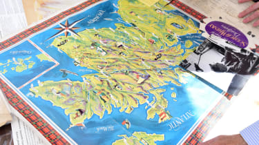 Strokes of genius - Scotland painting