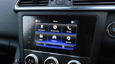 Renault Kadjar - infotainment