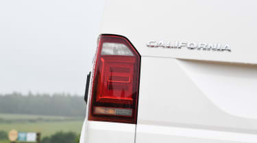Volkswagen California Edition - taillight
