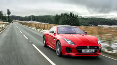 Jaguar F-Type 2.0 T 2