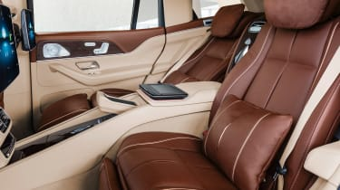 Mercedes-Maybach GLS - seat cushion