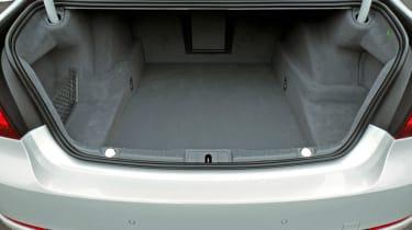 BMW 750i boot