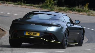 Aston Martin DB11 AMR - rear cornering