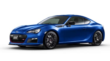 Expect a price increase when the tS comes to the UK, as in Japan its currently cheaper than the standard BRZ is over in the UK.